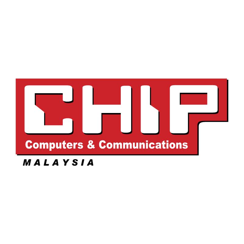 CHIP Malaysia vector logo