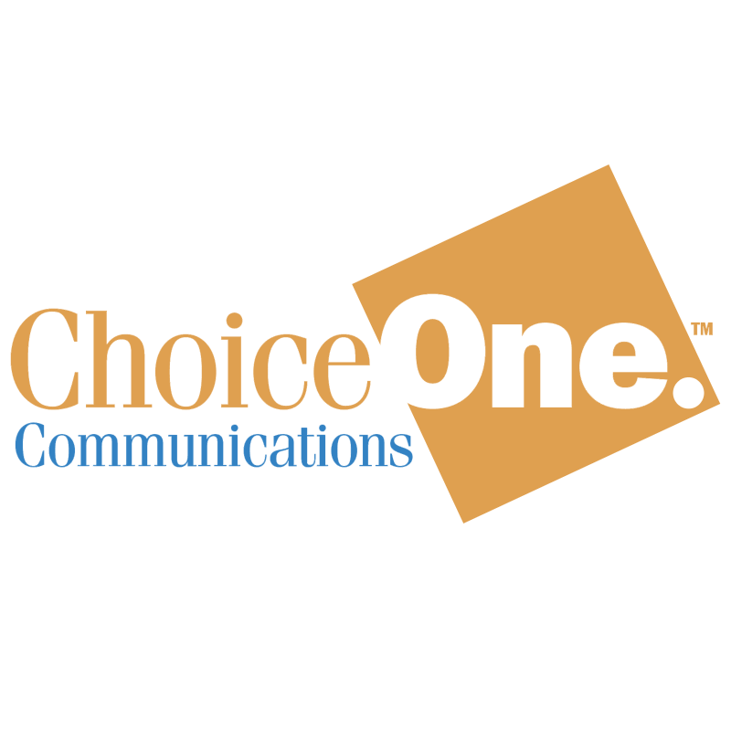 ChoiceOne Communications vector