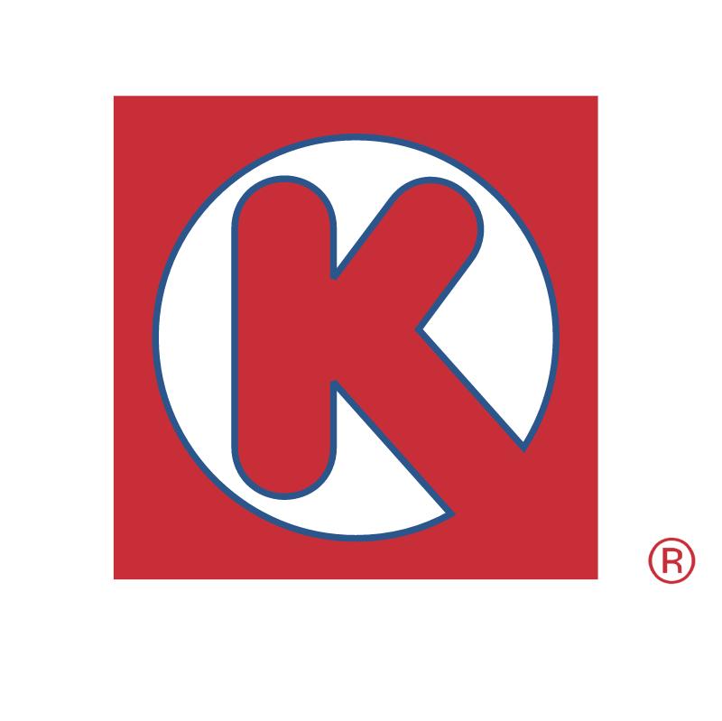 Circle K vector