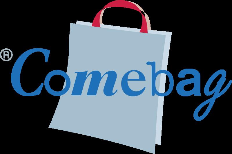 Comebag logo vector