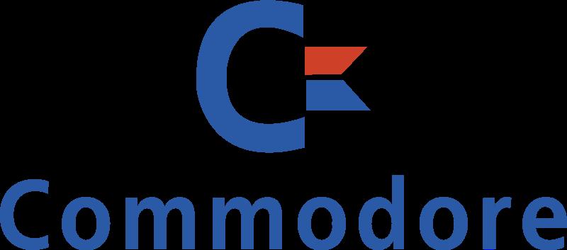 Commodore logo vector