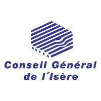 Conseil General de L'Isere vector