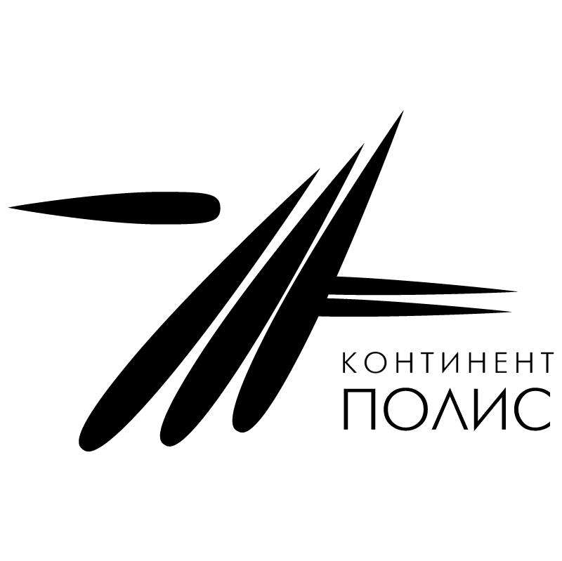Continent Polis vector logo