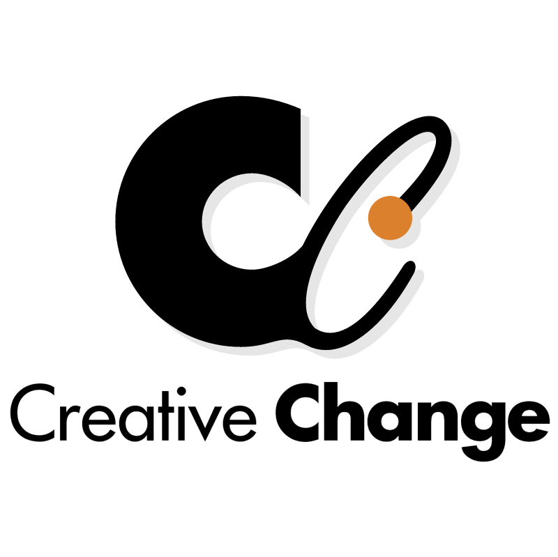 Creative Change vector