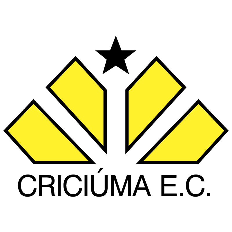 Criciuma 7930 vector logo