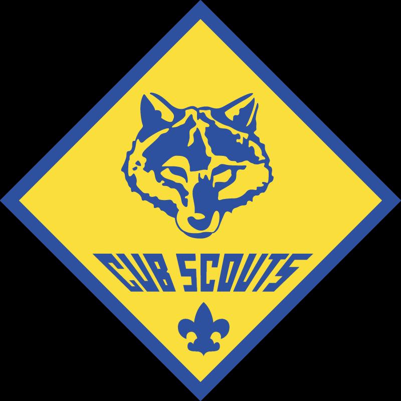 Cub Scouts vector logo