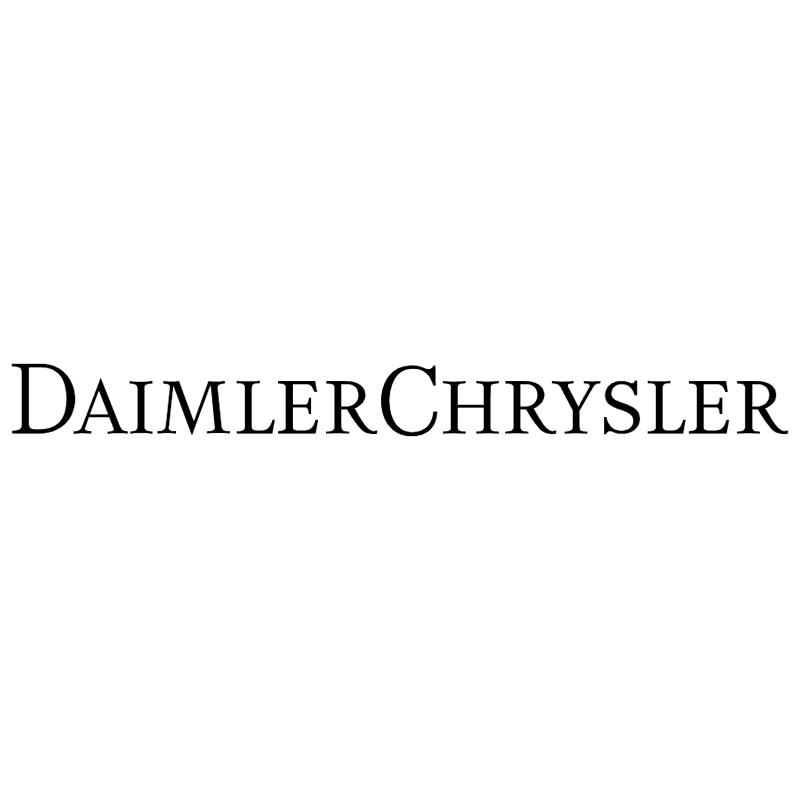 Daimler Chrysler vector