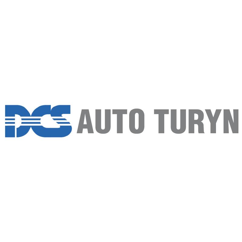 DCS Auto Turyn vector logo