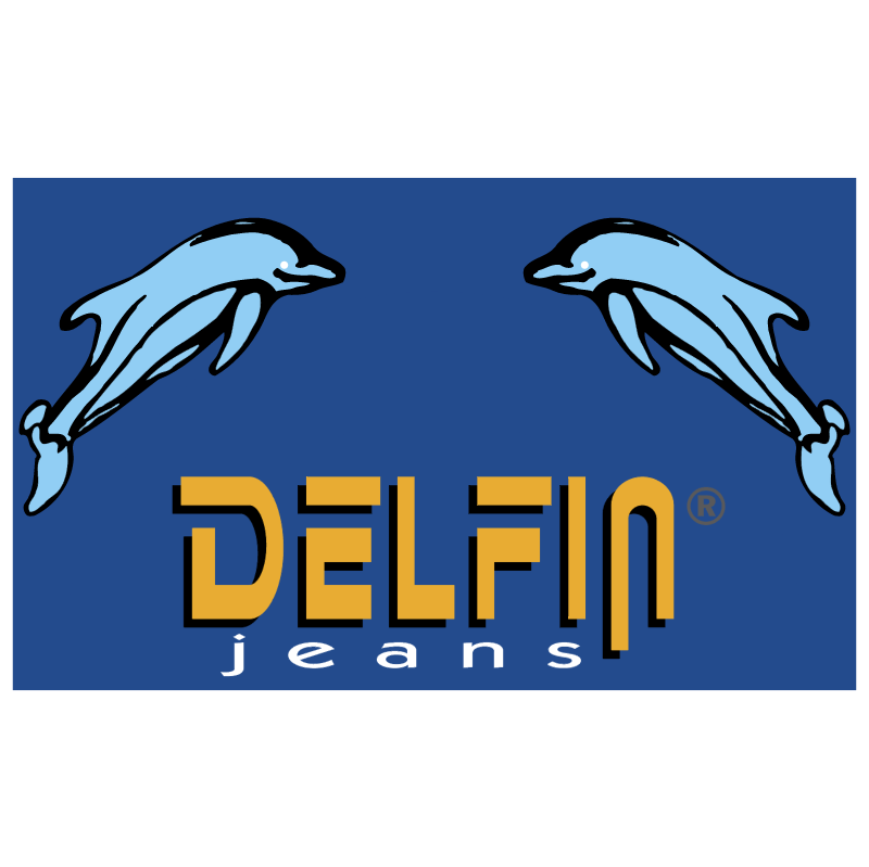 Delfin Jeans vector