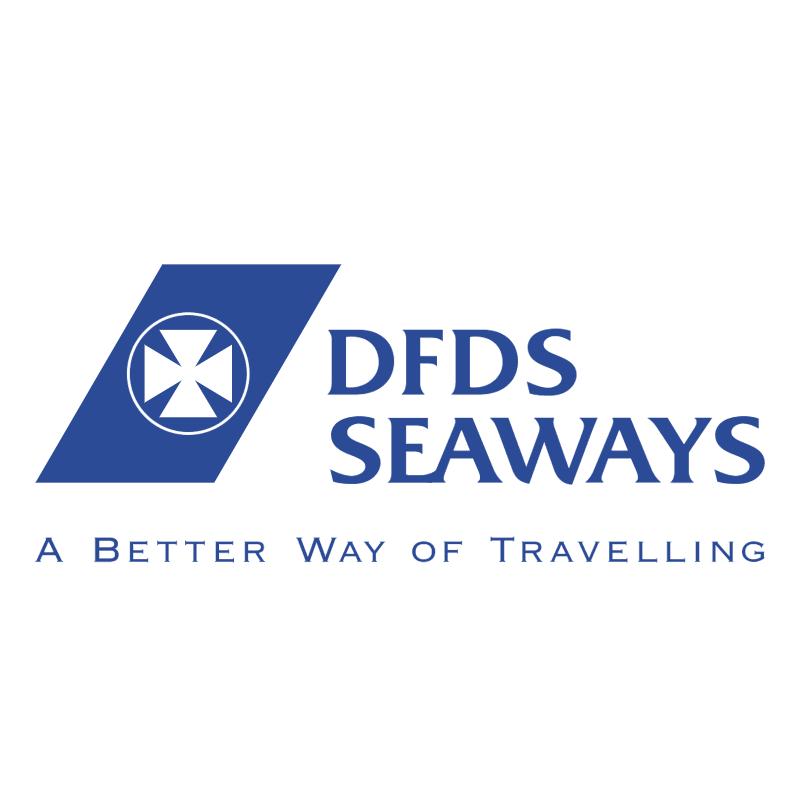 DFDS Seaways vector