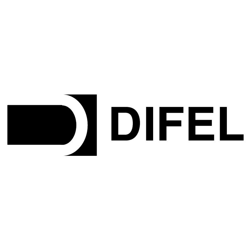 DIFEL vector logo