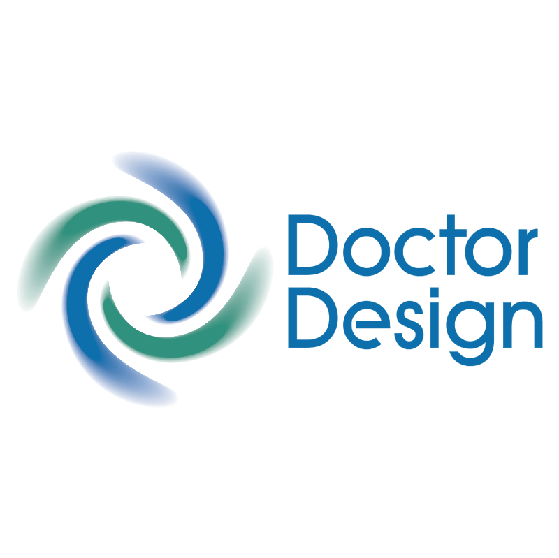Doctor Design vector logo
