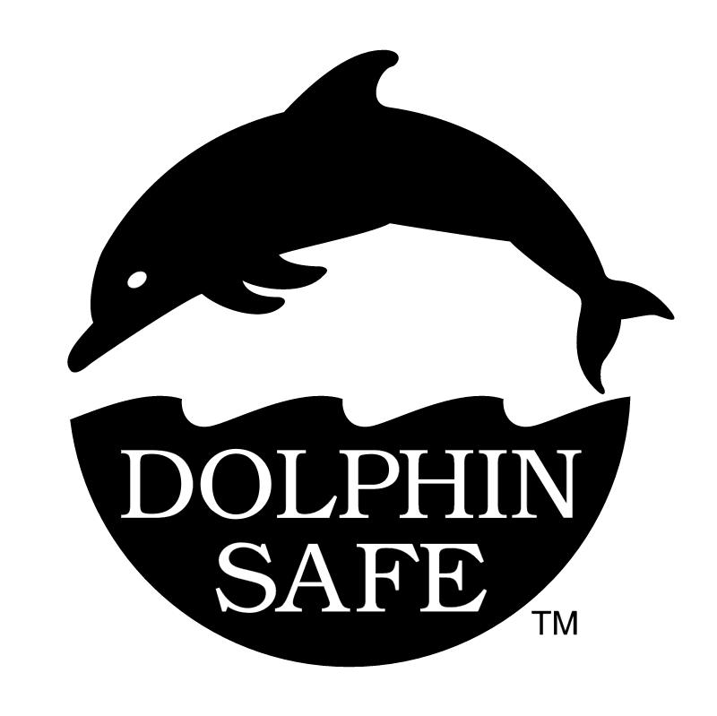 Dolphin Safe vector