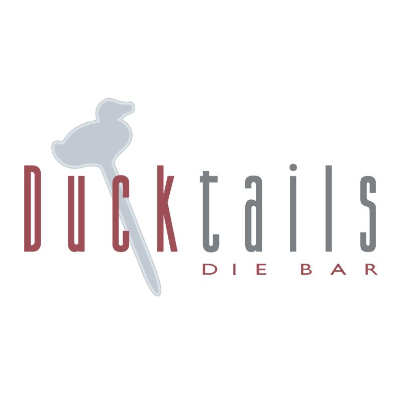 Ducktails vector logo