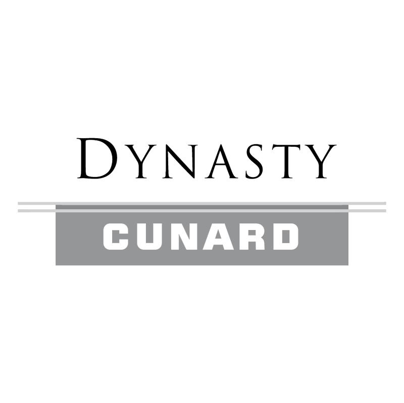 Dynasty Cunard vector