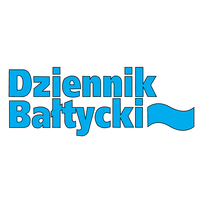 Dziennik Baltycki vector