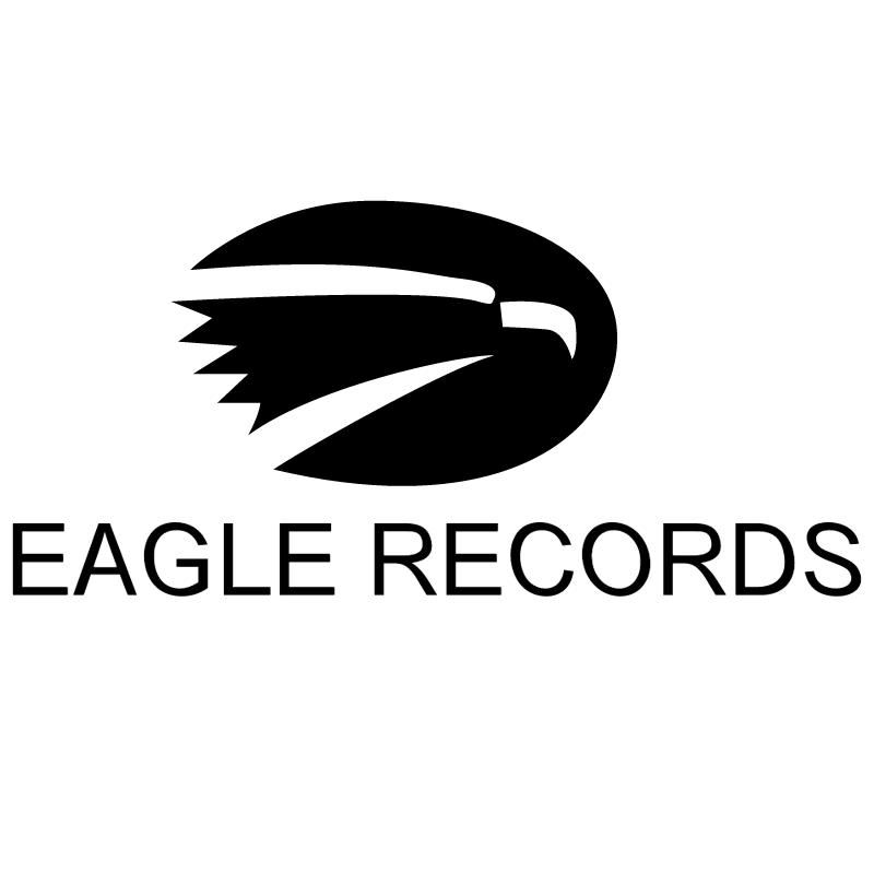 Eagle Records vector