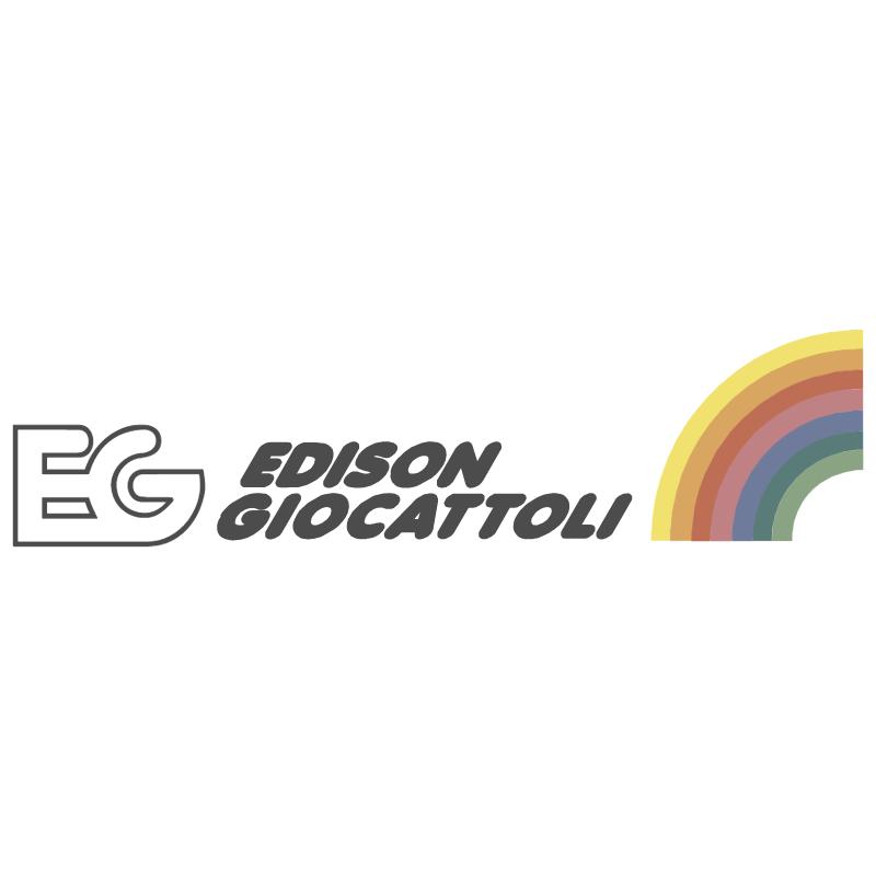 Edison Giocattoli vector