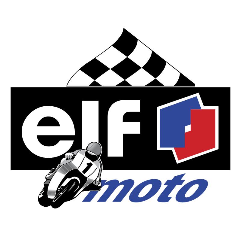 Elf Moto vector