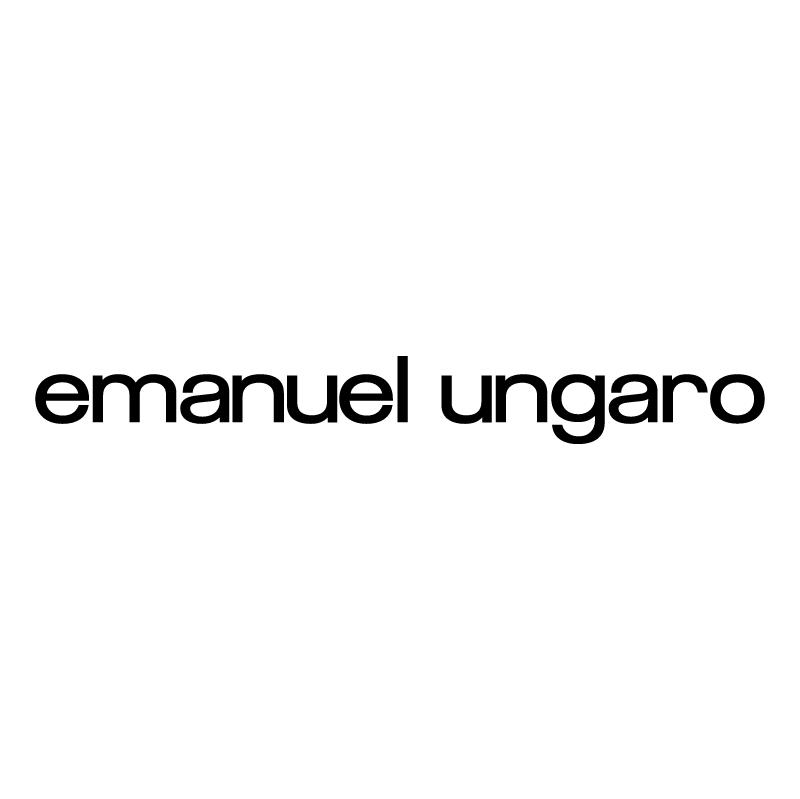 Emanuel Ungaro vector