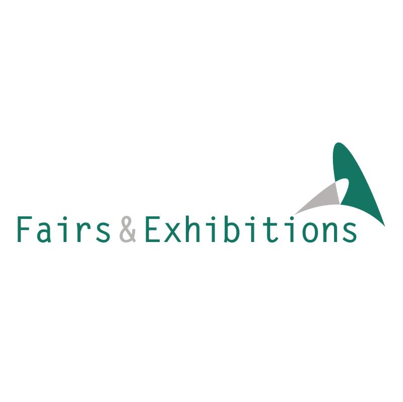 Fairs & Exhibitions vector