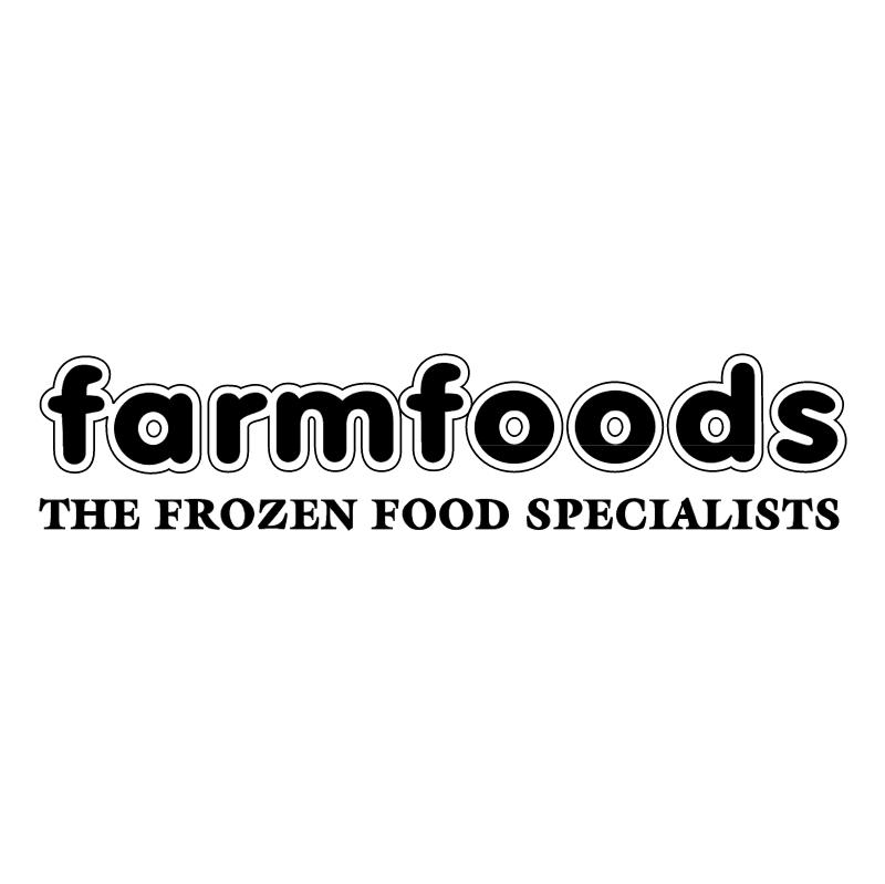 Farmfoods vector