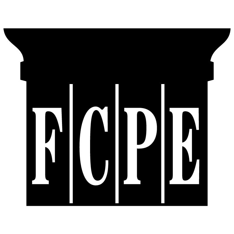 FCPE vector logo