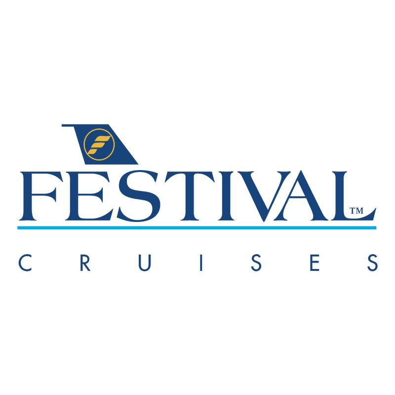 Festival Cruises vector logo