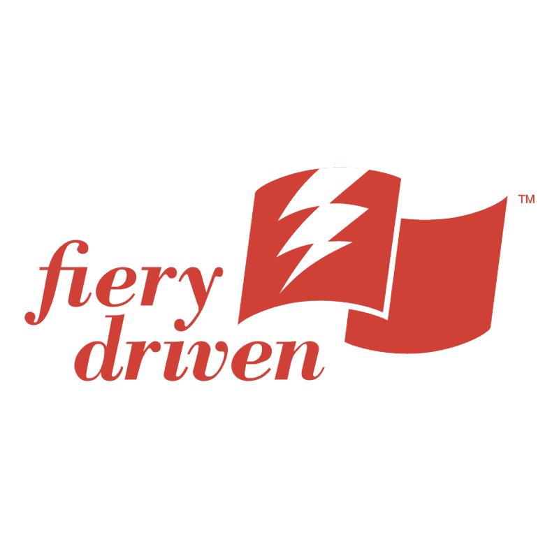 Fiery Driven vector