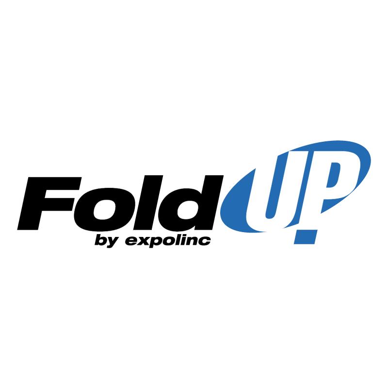 Fold Up vector