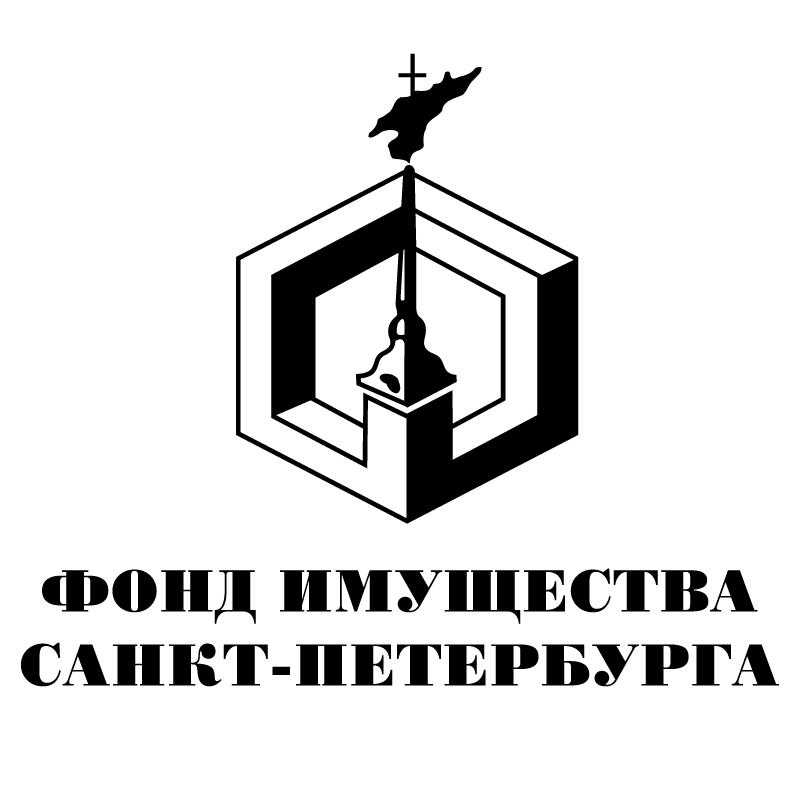 Fond Imutshestva Sankt Petersburg vector
