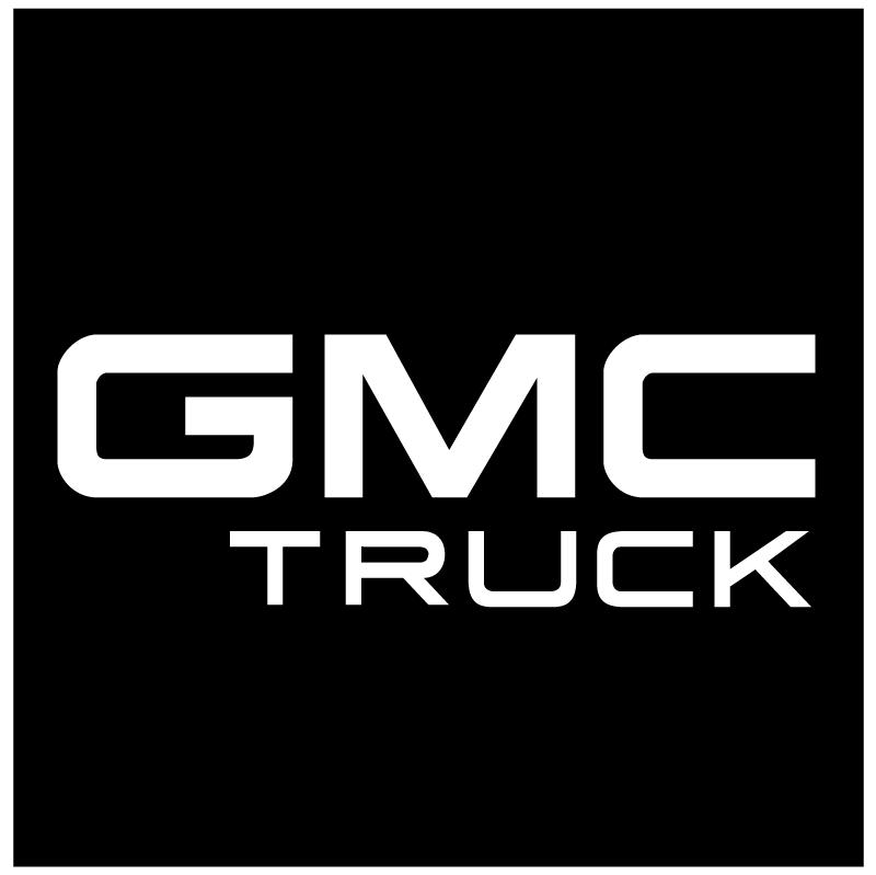 GMC Truck vector