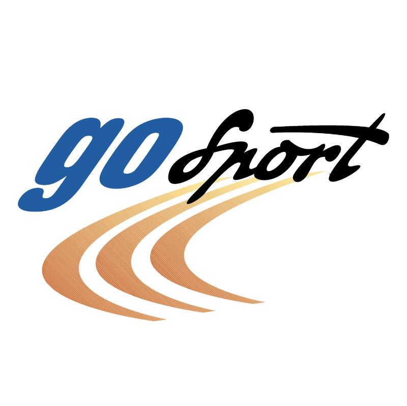 Go Sport vector