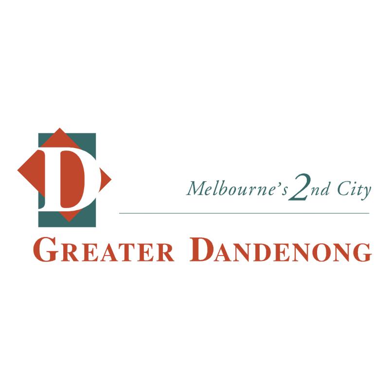 Greater Dandenong vector logo