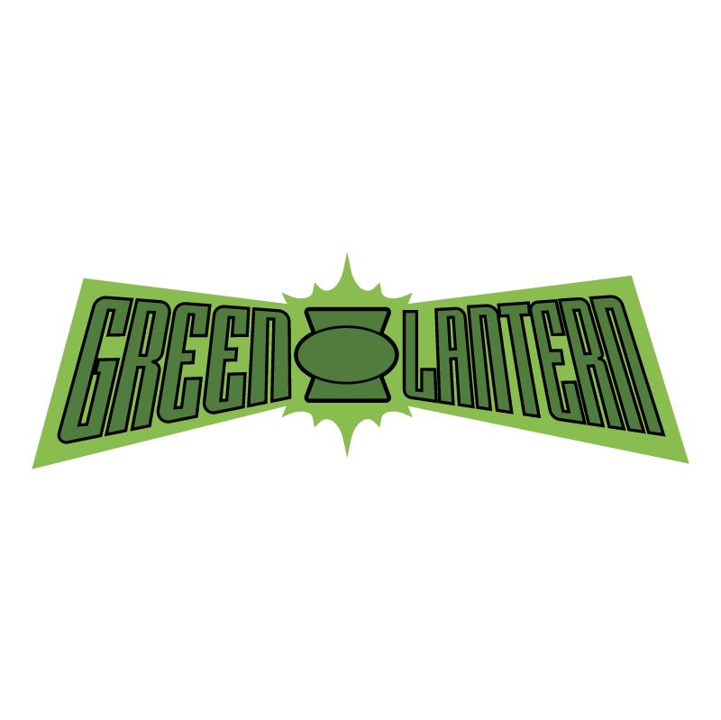 Green Lantern vector