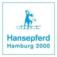Hansepferd Hamburg vector