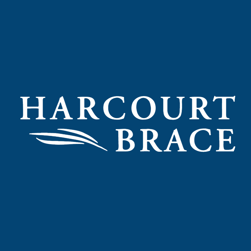 Harcourt Brace School vector