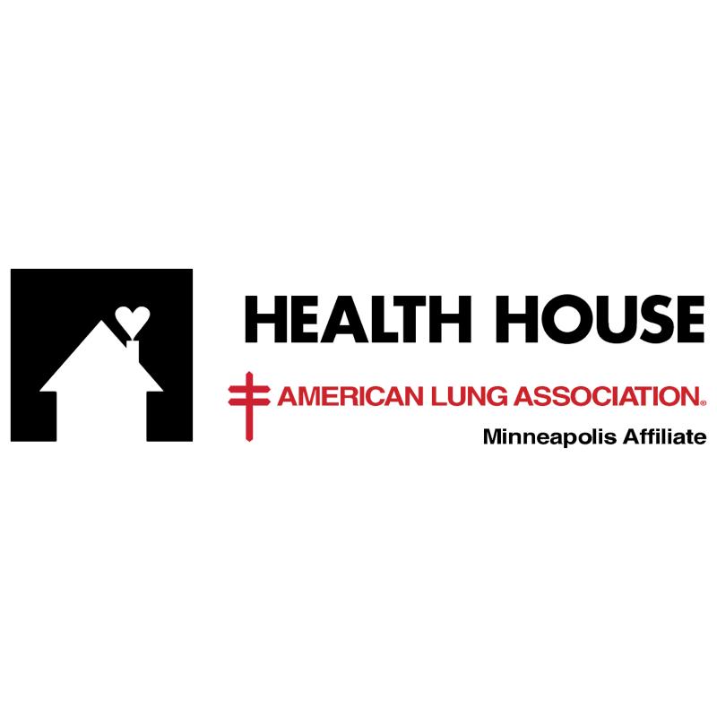 Health House vector