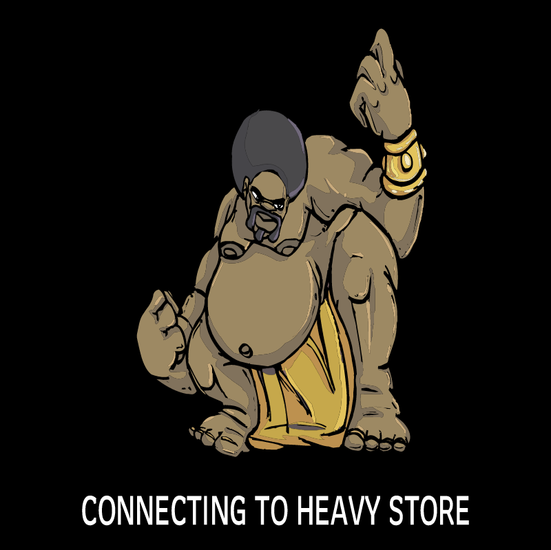 Heavy Store vector