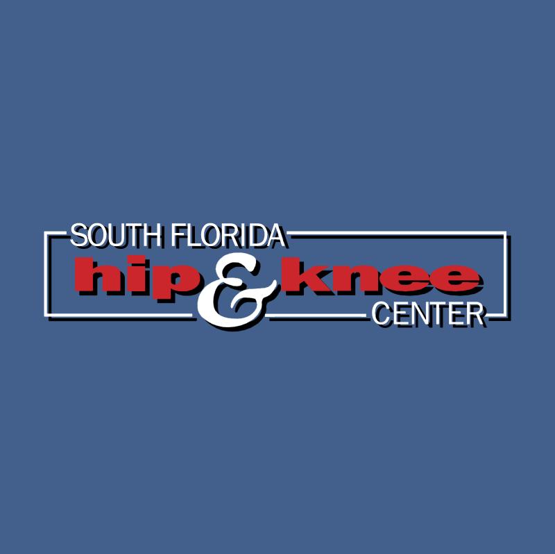 Hip & Knee Center vector