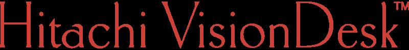 HITACHI VISIONDESK vector