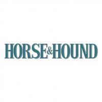 Horse & Hound vector