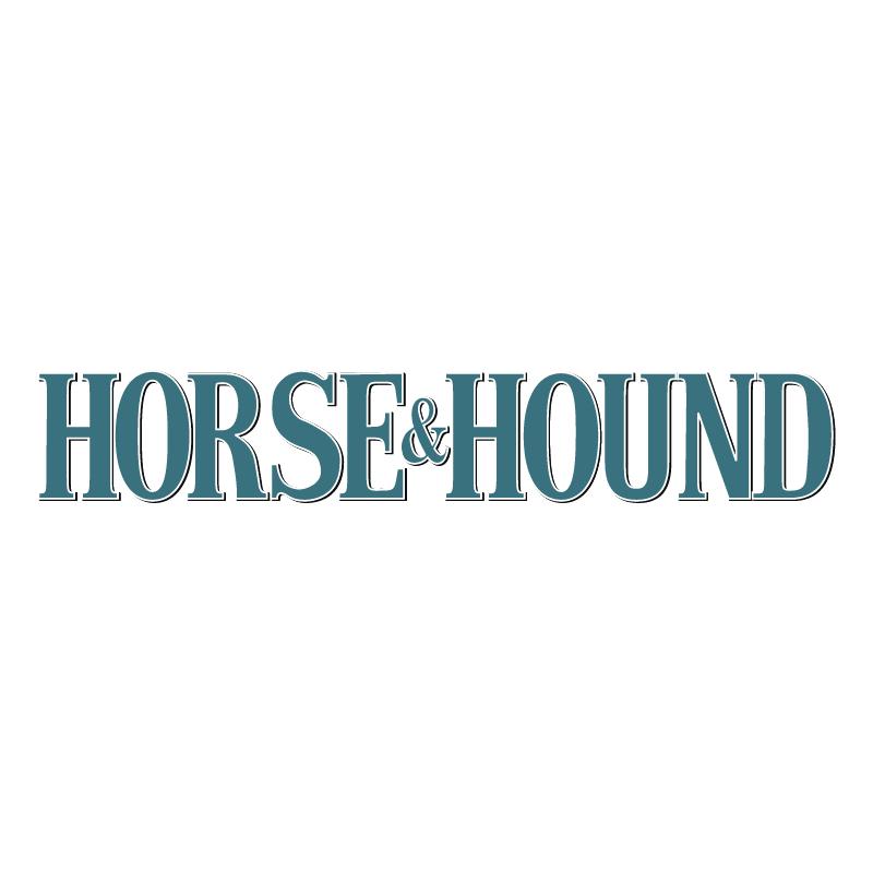 Horse & Hound vector logo