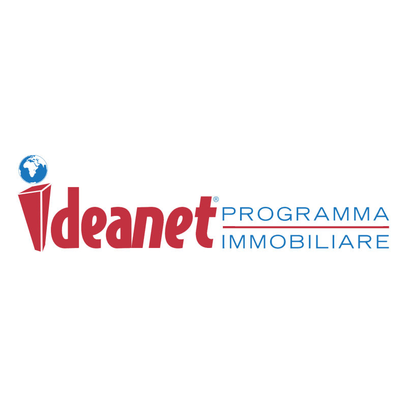 Ideanet vector logo