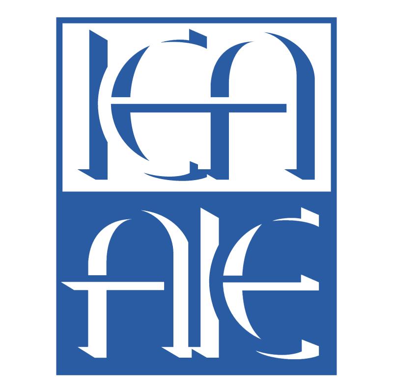 IEA AIE vector logo