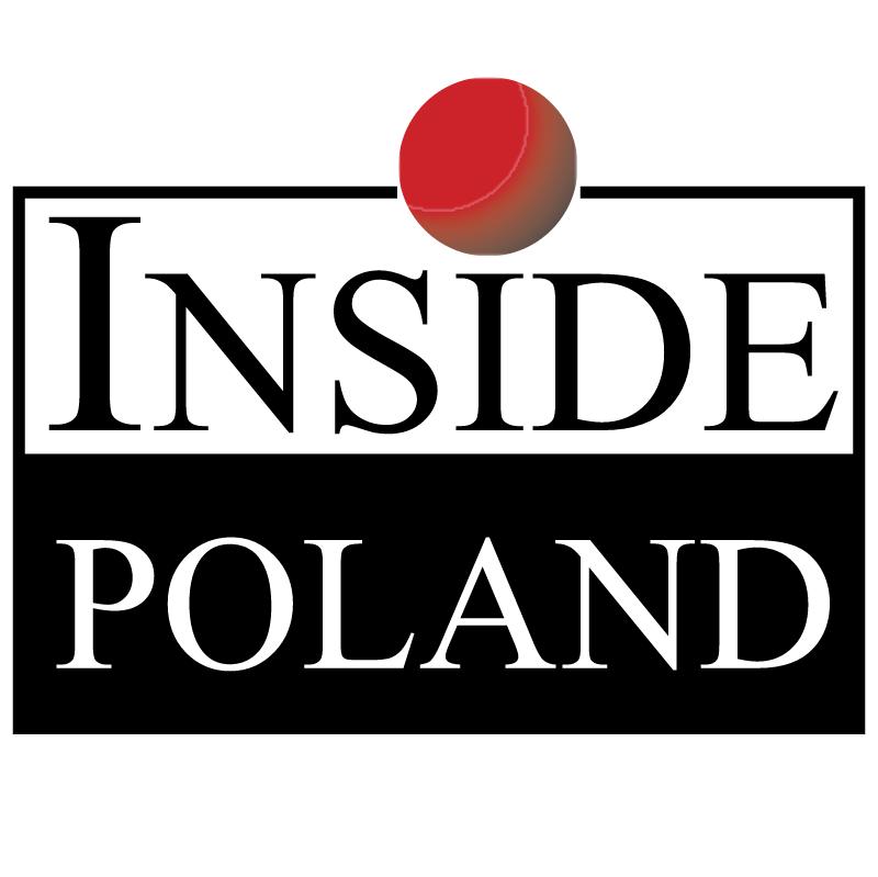 Inside Poland vector