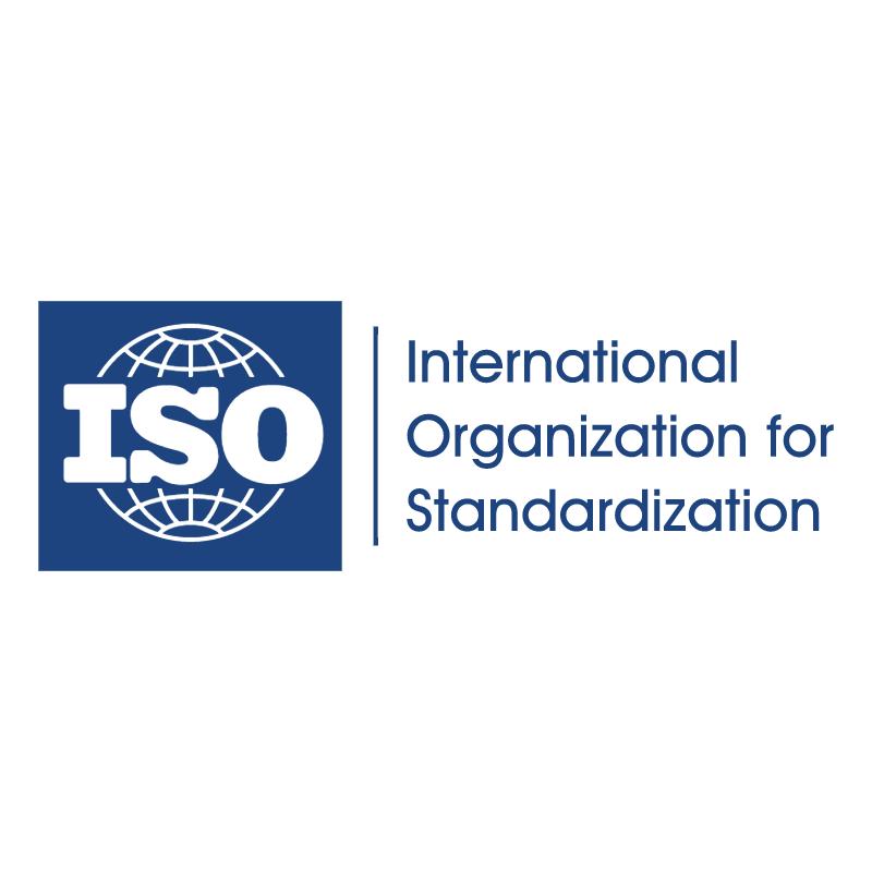 ISO vector logo