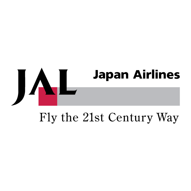 Japan Airlines vector logo
