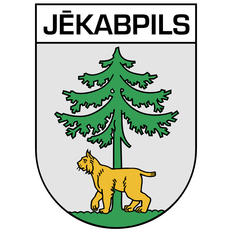 Jekabpils vector