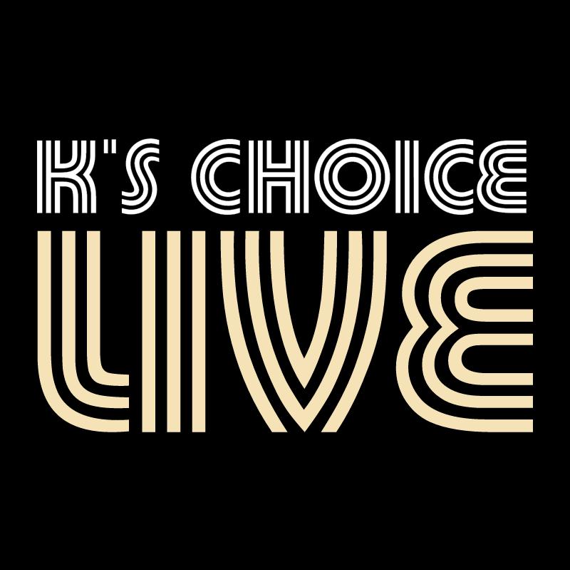 K's Choice vector